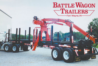 Battle Wagon Trailers